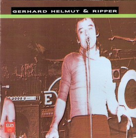 Gerhard helmut and the Ripper - live Cd